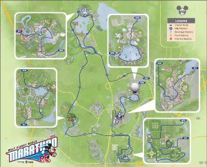 WaltDisneyWorld Marathon